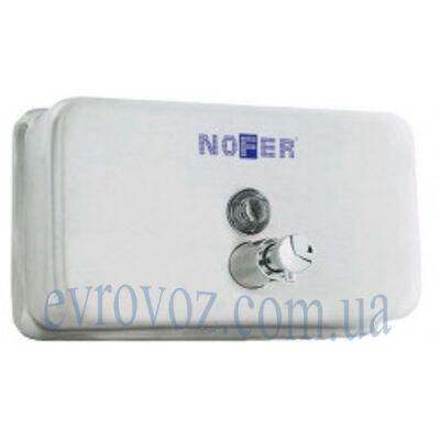 Дозатор для жидкого мыла Nofer матовый