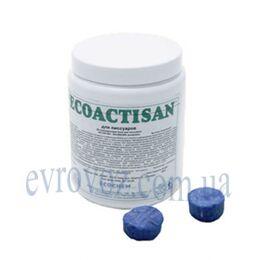Экоактисан Уриналс Дезодорирующие таблетки для писсуаров