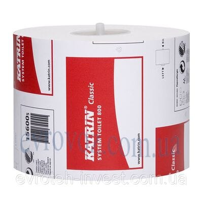Katrin Classic System туалетная бумага 2сл