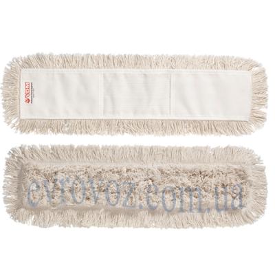 Моп х/б 40 см. с карманами для сухой и влажной уборки Италия