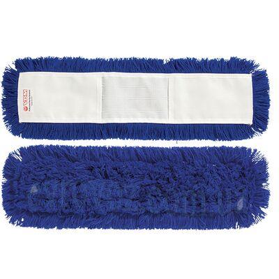 Моп синтетический 60 см. с карманами для сухой и влажной уборки Италия