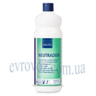 NEUTRADISH Нейтральное универсальное очищающее средство, 1л. (Неутрадиш)