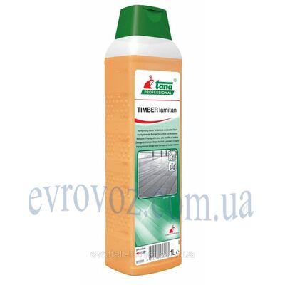 Очиститель для ламината, пробки и паркетной доски, концентрат, 1 л