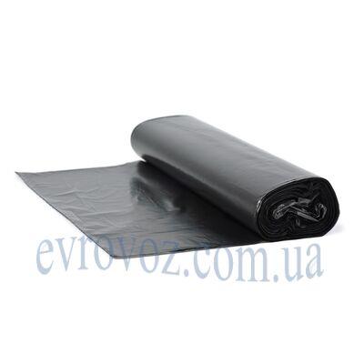 Пакет для мусора LD 60 литров 20 шт черные