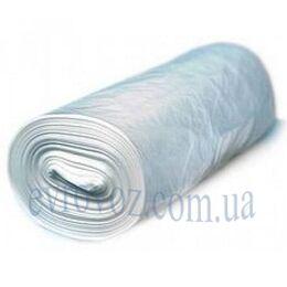 Пакеты стандартные для мусора PRO 20 литров белые