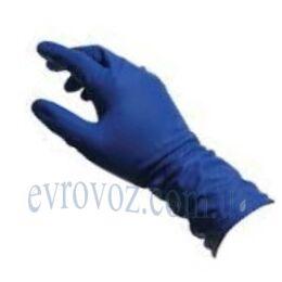 Перчатки латексные сверхпрочные 50 шт удлиненные размер L