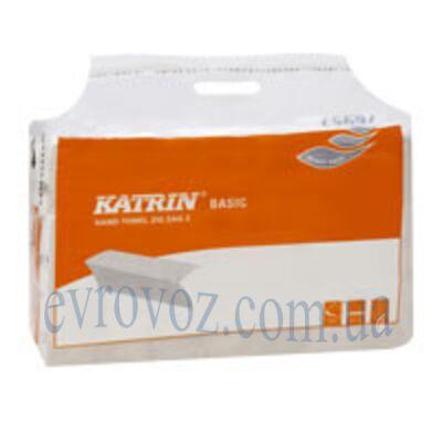 Полотенца сложения V Katrin Classic 2сл 150 листов