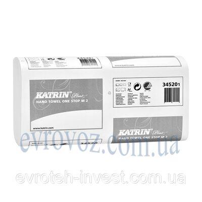 Полотенца узкопанельные Katrin Plus w-сложение 2сл