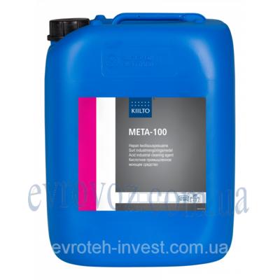 Сильнокислотное моющее средство Мета 100 канистра 20 литров