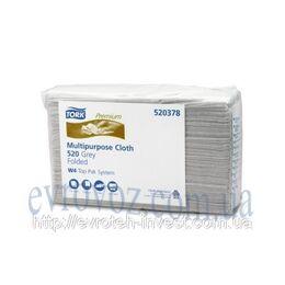 Tork Premium нетканный материал универсальный 520 в салфетках