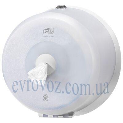Tork SmartOne мини диспенсер для туалетной бумаги