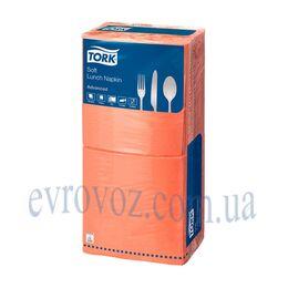 Салфетки 33х33 Торк Professional трехслойные 250 листов терракотовые