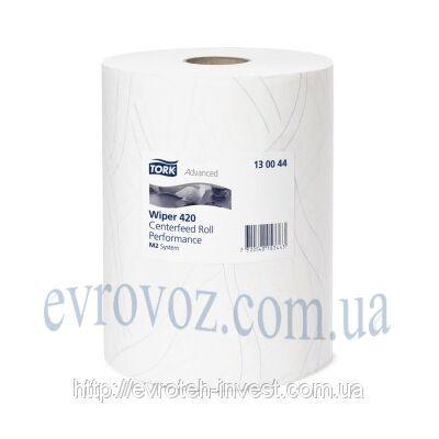 Рулонные полотенца Макси Tork с центральной вытяжкой супер мягкие