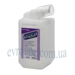 Жидкое мыло-пена для рук Kimberly бесцветный
