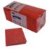 Салфетки 33х33 Торк Professional трехслойные 250 листов красные