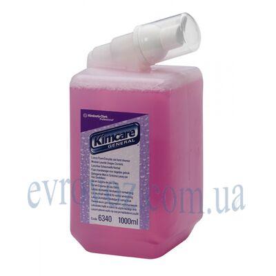 Жидкое мыло-пенка для рук Kimberly розовая