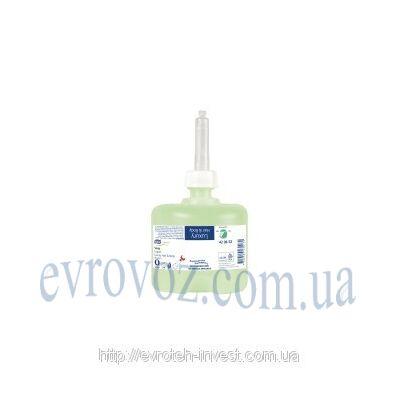 Мыло-шампунь для тела и волос с экстрактом зел. чая и лемонграсса Tork Люкс 0,5 л