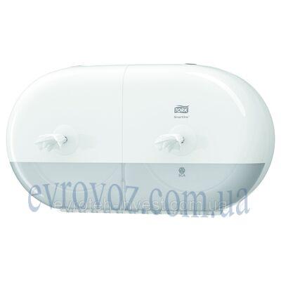 Диспенсер для туалетной бумаги Tork SmartOne белый