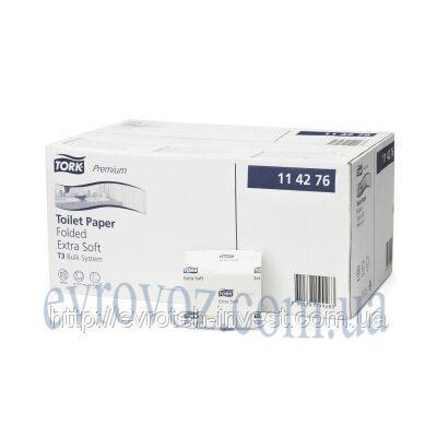 Листовая т/бумага мягкая Tork Premium